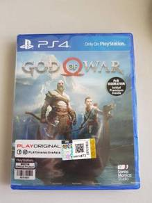 Ps4 god of war 4 (r all new seal)