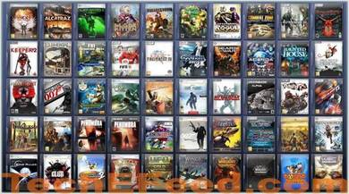 Used Pc Games CDs