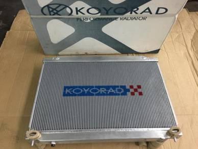 Koyo Koyorad Aluminium Radiator Nissan R35 GTR