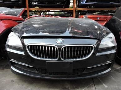 BMW 6-Series F06 N55 Engine Gearbox Body Parts