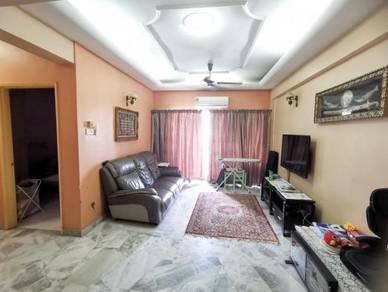 [Renovated] Sri Permata Condo, Seksyen 9, SHAH Alam, Guna Kwsp