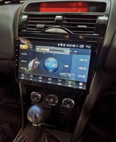 """Mazda rx8 2008-2011'9""""android player"""