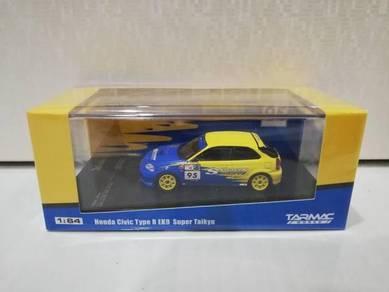 1-64 Tarmac Spoon Civic type r ek9 Super Taikayu