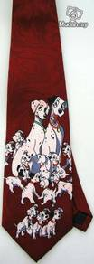 101 Dalmatians Disney Dog Puppy R Cartoon Neck Tie