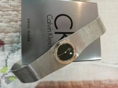 Calvin Klein Watch Jam