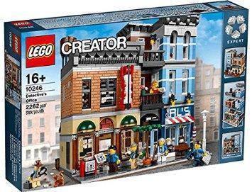 Lego Modular Detective Office 10246