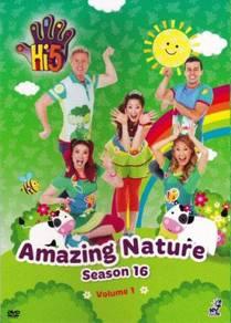 DVD Hi-5 Season 16 Vol.1 Amazing Nature (Australia