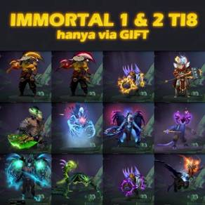 Dota 2 cheap immortal ti8 (normal)