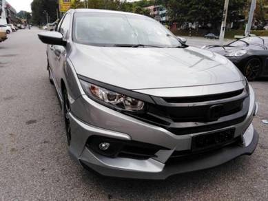 Honda Civic FC 2018 Ativus Bodykit with paint