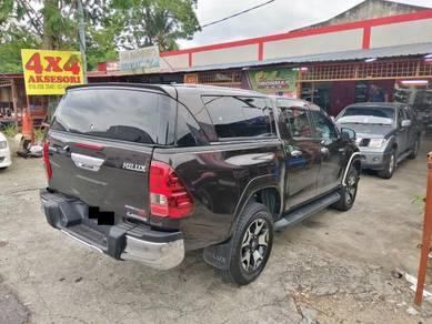 Toyota revo canopy