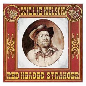 Willie Nelson Red Headed Stranger Numbered Limited