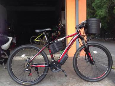 Trinx Italy electric bicycle 35kmh 36V 350W