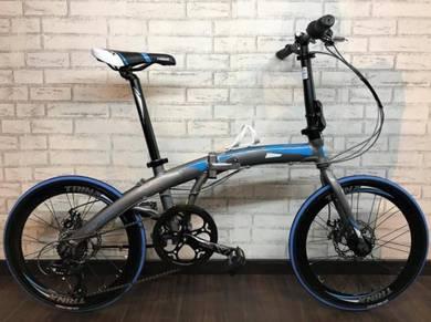 NEW Trinx Dolphin 2.0 Folding Bike Bicycle BASIKAL