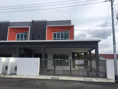 Double storey Intermediate corner house for SELL at Jalan Stephen Yong