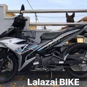 2018 March Yamaha Y15ZR LOW MILEAGE
