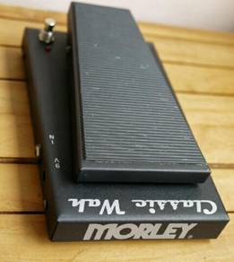 MORLEY Classic WAH Pedal USA