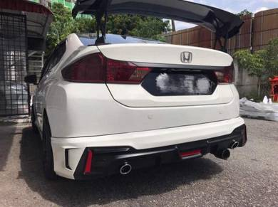 Honda city drive68 drive 68 bodykit with paint