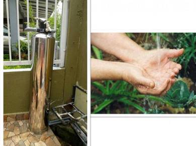Water Filter / Penapis Air s.steel 5811