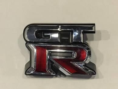 Nissan skyline GTR R35 emblem R35 GTR logo