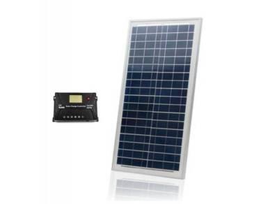 30W Solar Pakej Untuk Pagar Elektrik / Hobi