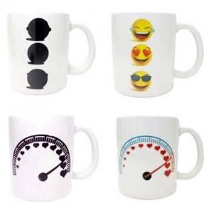 Colour changing mug 12