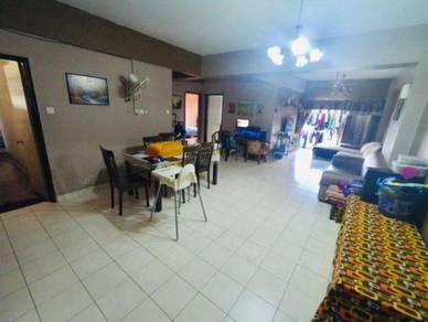 Mid Floor Glenview Condo at Kg Cheras Baru