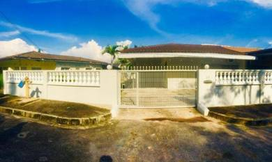 Single Storey Semi D Chee Seng Garden Tanjung Bunga