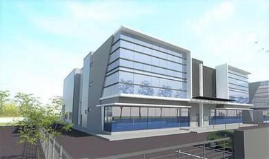 New Industrial Park Factory / Warehouse Land Area 17,870 sf Batu Kawan