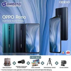 OPPO RENO (6GB RAM | 256GB ROM)MYset + 5 HADIAH