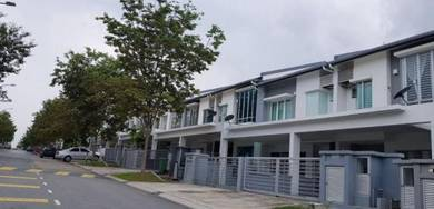Partly-Furnished: 2 Storey Terrace, Fairfield Tropicana Heights Kajang