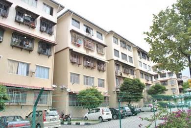 Apartment Orkid, Taman Bukit Serdang, Level 3