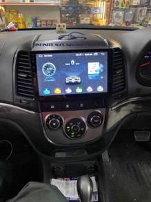 """Hyundai santa fe 2006-2011'9""""android player"""