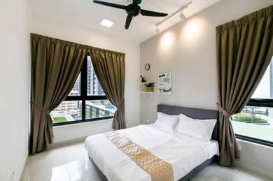 Below Market D'Sara Sentral Room For Rent Walking Distance MRT