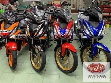 Honda rs150 rs 150 V2 FULL LOAN