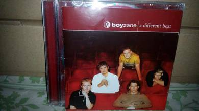 CD Boyzone - A Different Beat
