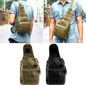 Beg Silang /Army Camo Sling Bag 08