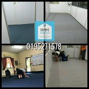 Karpet pejabat zon utara carpet masjid