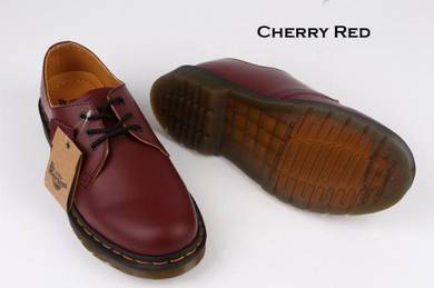 Dr Martens 1461 3 Eye Original Cherry Red