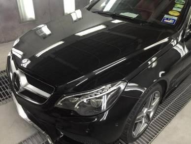 Mercedes e-klass c-klass full car change colour