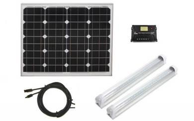 50W Solar Light DIY Pakej Untuk Kebun