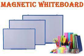 Whiteboard 4x5 magnetic siap pasang