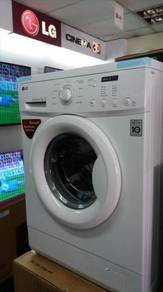 New LG Front Load Washing Machine Direct-Drive 7kg