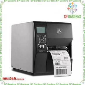 Zebra zt230 barcode printer label sticker printer