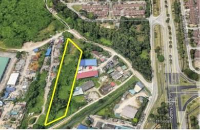 2 Acres Industrial Land, Bukit Lanchong, USJ, Shah Alam, Selangor