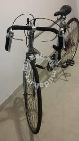 Raleigh original fully chrome rare bike