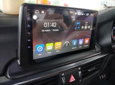 "Kia k3 2018-2019'9""android player"