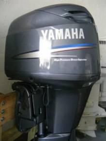 F200LB 200hp Yamaha outboard motor
