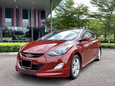 Used Hyundai Elantra for sale