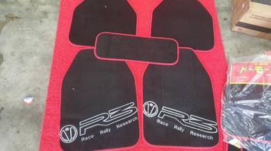 Universal r3 carpet car mat