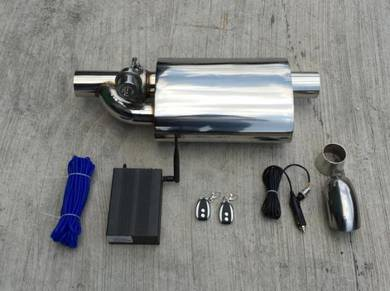 Valvetronic exhaust for BMW Mercedes benz Audi